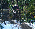 Picture of someone riding the final jump at Rheola. Picture blatantly stolen from dragondownhill.co.uk