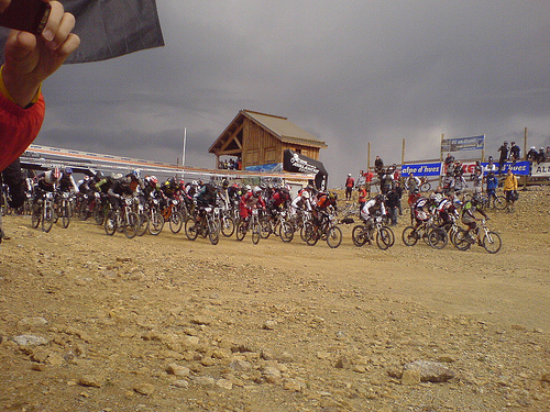 Start of the qually
